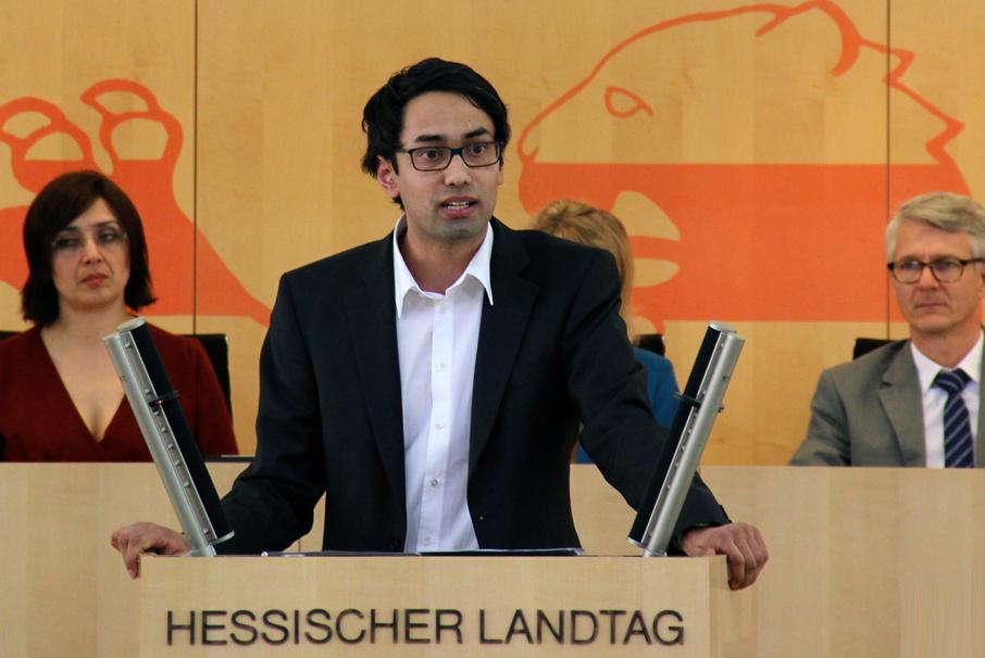 Rede im Hessischen Landtag