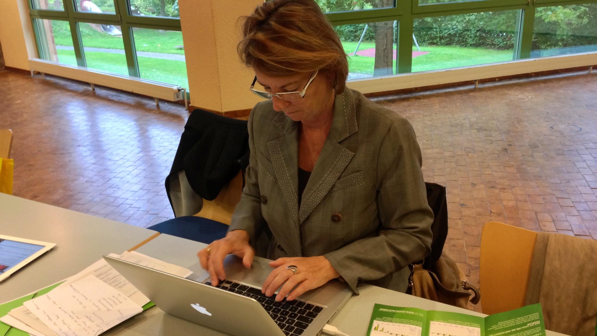 Steuer-Chat mit Haushaltsexpertin Priska Hinz