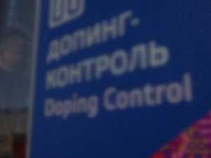 dopingkontrolle
