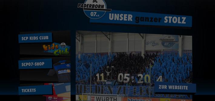 Der SC Paderborn ist ein Provinzclub!