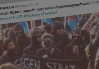 Screenshot: Polizei Frankfurt